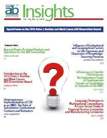 AIB InsightsVolume 16 Issue 3 (2016)