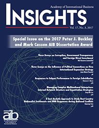 AIB InsightsVolume 17 Issue 3 (2017)