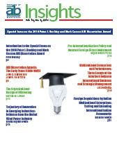 AIB InsightsVolume 14 Issue 3 (2014)