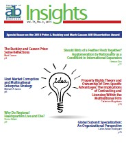 AIB InsightsVolume 15 Issue 3 (2015)