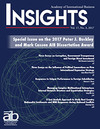 AIB InsightsVolume 17 Issue 3 (2017)
