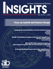 AIB InsightsVolume 18 Issue 1 (2018)