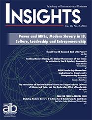 AIB InsightsVolume 18 Issue 2 (2018)