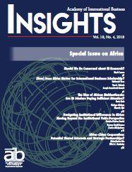 AIB InsightsVolume 18 Issue 4 (2018)