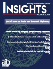AIB InsightsVolume 19 Issue 1 (2019)