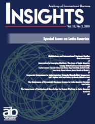 AIB InsightsVolume 19 Issue 2 (2019)